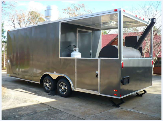 Bbq Trailers Porch Concession Trailer For Sale further Camion Remorque Magasin Food Truck Street Food 17 together with 1946 FORD CUSTOM PICKUP 44432 as well Charcoal rotisseri smoker on tra moreover 2 TON 4X4 PICKUP 161737. on rotisserie truck