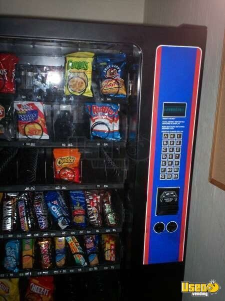 Used Trucks For Sale In Nc >> Lance Snack Machines - Lance Vending Machines - Used Snack ...