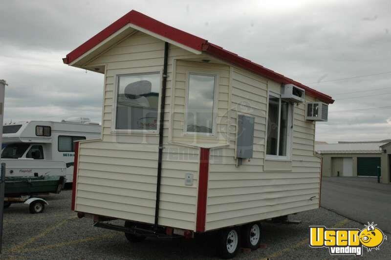 Concession Trailers Vending Trucks Mobile Kitchens