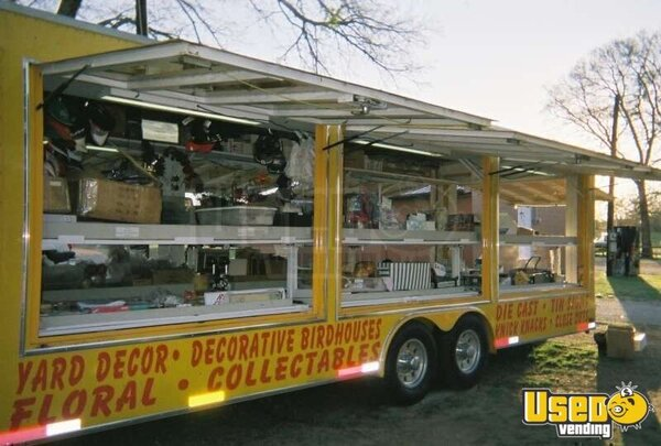 Concession Trailers Vending Trucks Mobile Kitchens