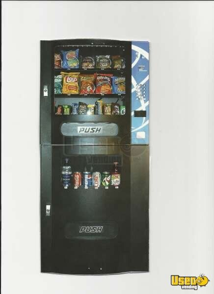 seaga combo vending machine