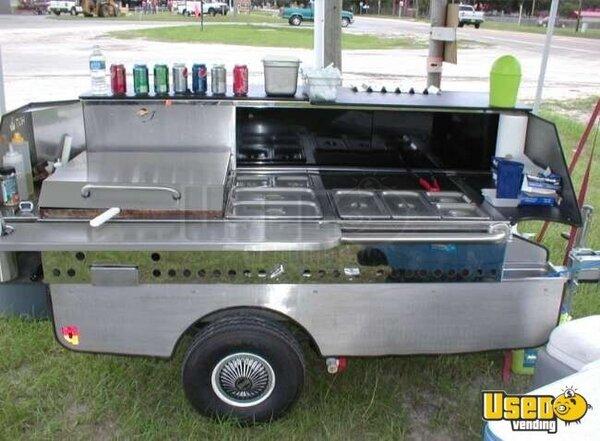 Hot Dog Cart Florida