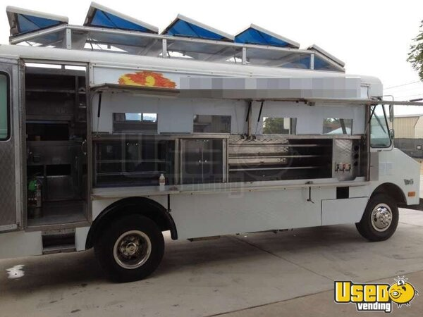 Hot Food Trucks For Sale