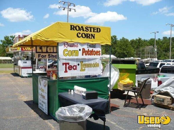Used Corn Roaster Mobile Corn Roaster 7 Foot Corn Roaster