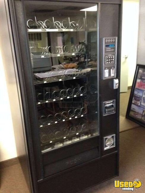 Trucks For Sale In California >> Rowe 4900 JR Snack | Vending Machine for Sale in California