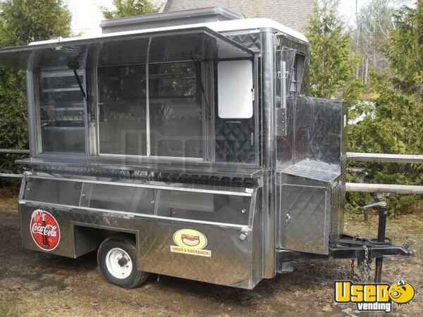 Hot Dog Trailers For Sale Used