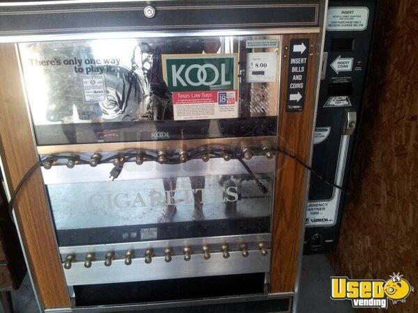 used cigarette vending machine for sale