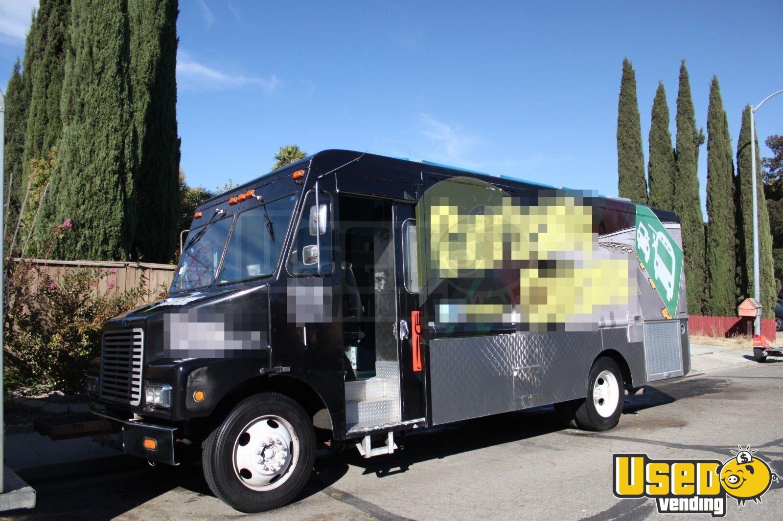 Food Sale: 26' Food Truck Mobile Kitchen