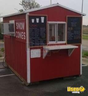 sno cone vending machine