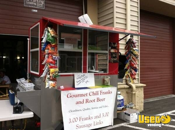 Weenie Genie Hot Dog Cart Used Hot Dog Carts For Sale In