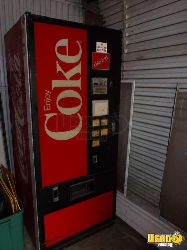 soda machine used