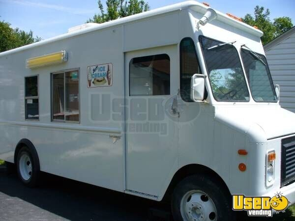 Gmc Grumman Stepvan Truck Food Amp Ice Cream Truck For
