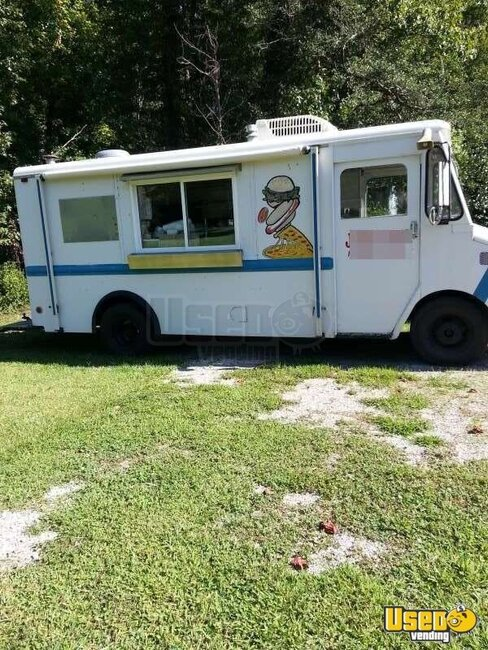 Chevy Food Truck For Sale Mobile Kitchen North Carolina