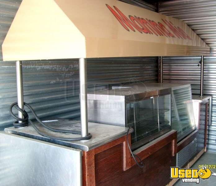 Mobile food kiosk used food kiosks large food kiosks for Mobili kios