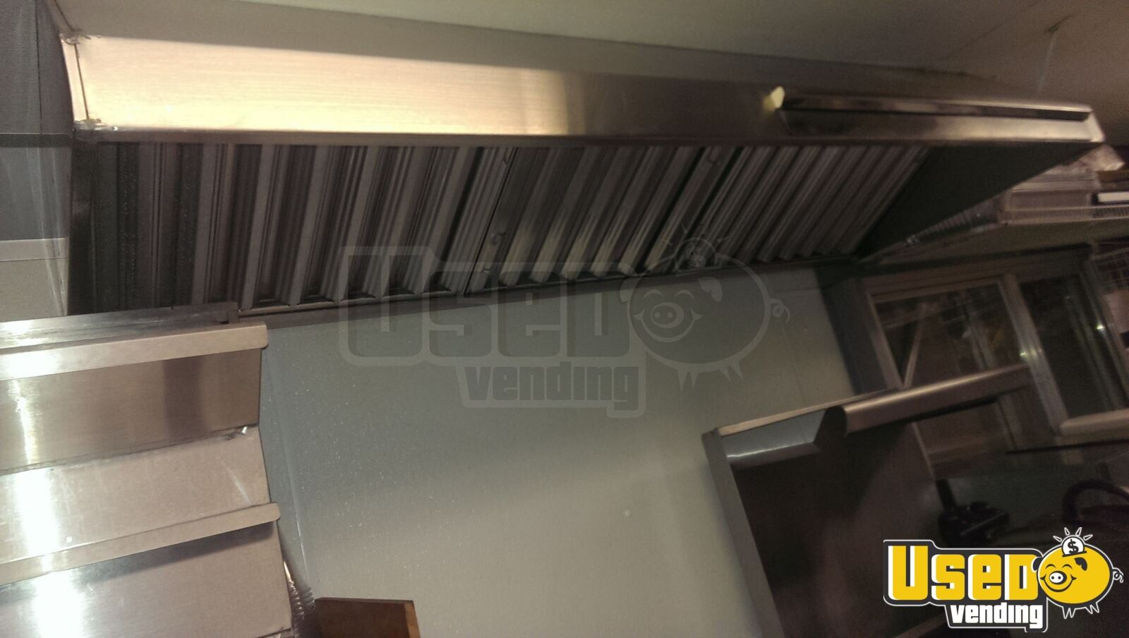 Wells Cargo BBQ Trailer in Kansas for Sale Used Concession Trailer #B89813