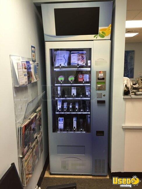 Avt Jofemar Silo Refrigerated Combo Vending Machine For
