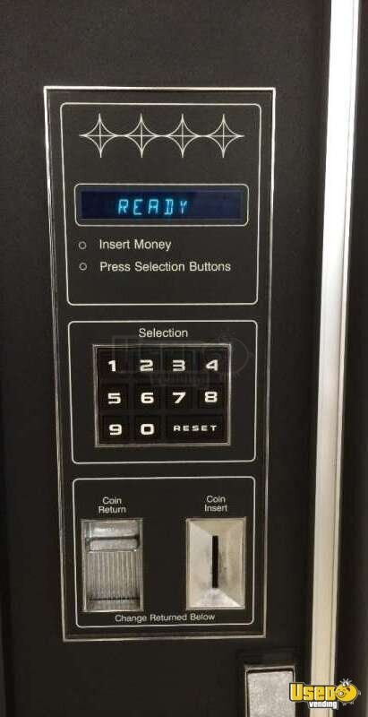 Rowe Model 5900 Snack/Candy | Vending Machine for Sale in ...