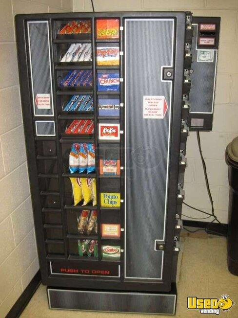 2004 Planet Antares Refreshment Center Combo Vending