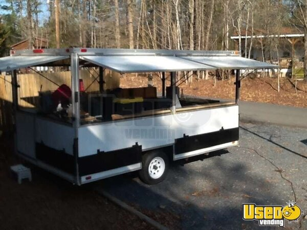 Custom Food Trucks North Carolina