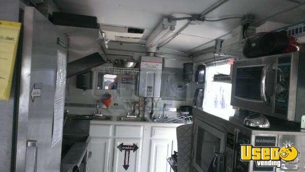 For Sale Used Concession Trailer In Colorado Mobile Kitchen