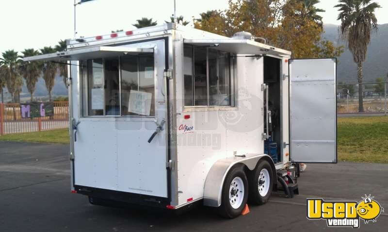 Pace Food Concession Trailer For Sale In California