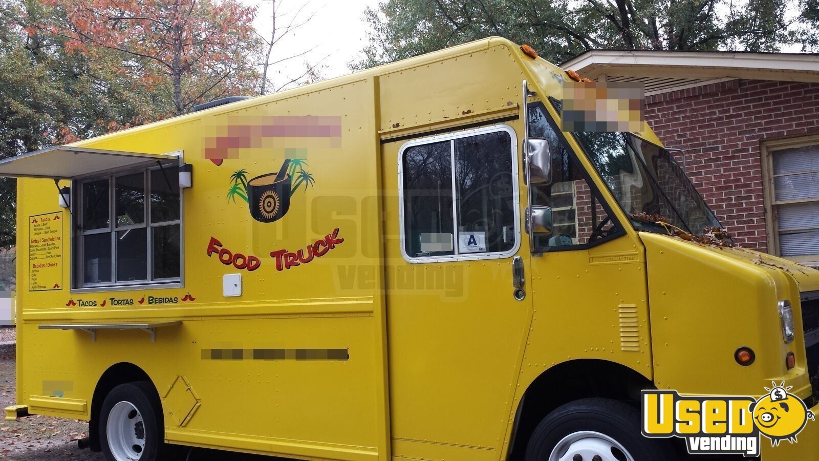 Trucks For Sale In Sc >> Used Freightliner Food Truck for Sale in South Carolina   Mobile Kitchen