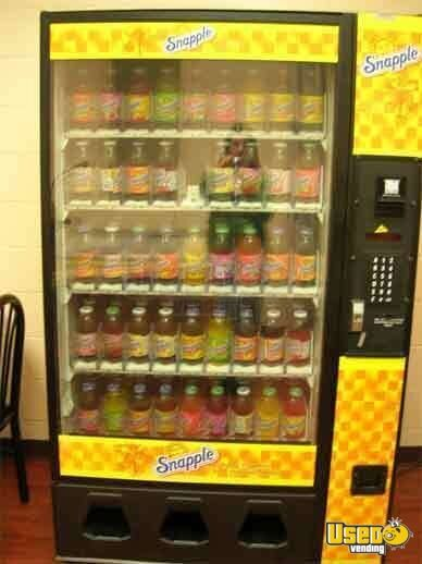 Electrical Snack Amp Soda Vending Machines Dixie Narco