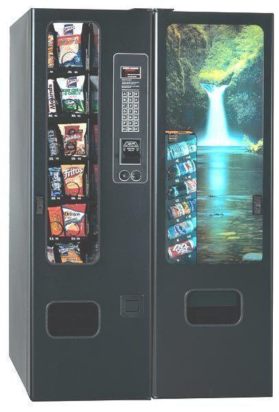 Snack Vending Machines Candy Vending Machines