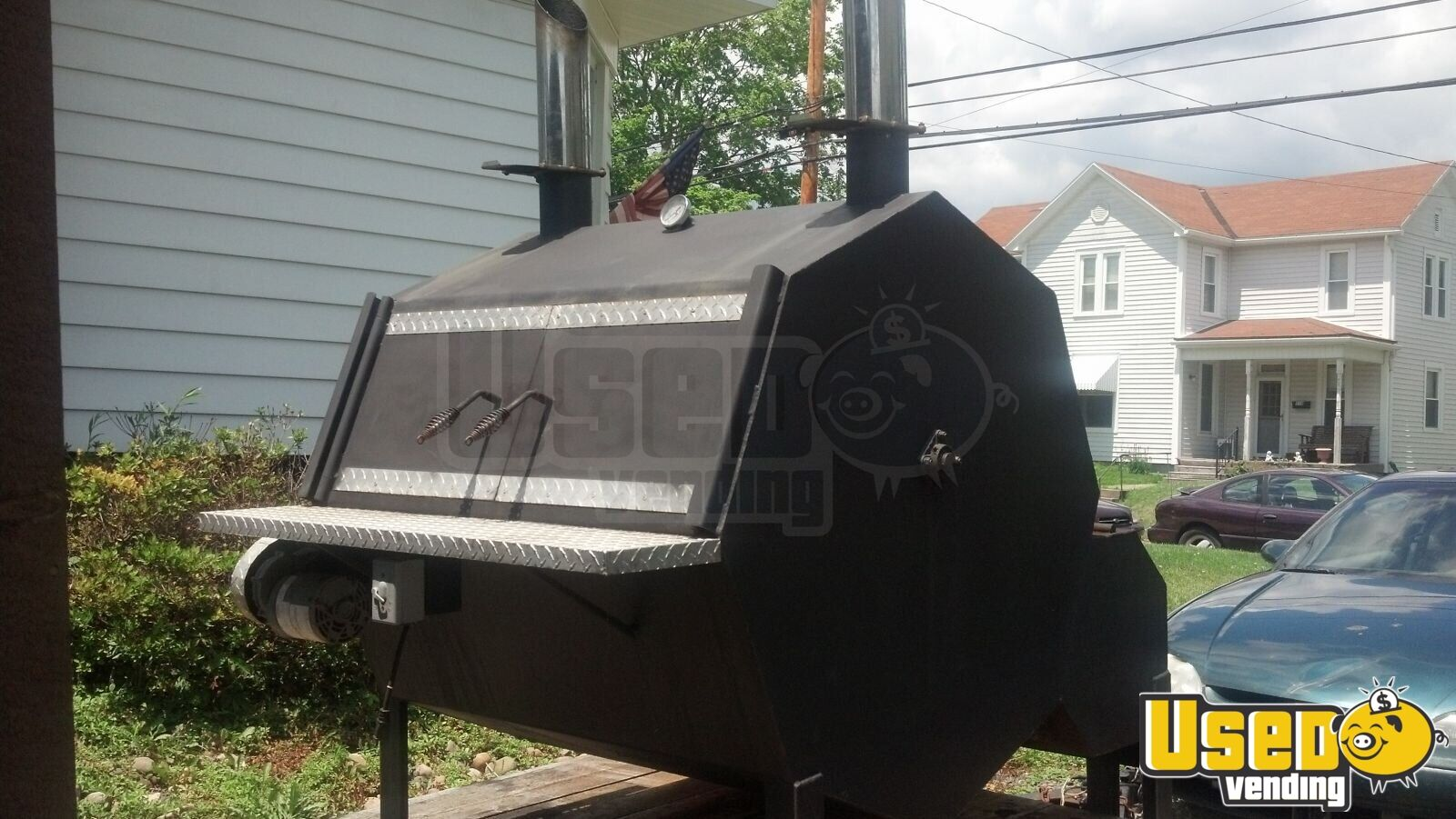 Southern Yankee Bbq Trailer In Ohio For Sale Used