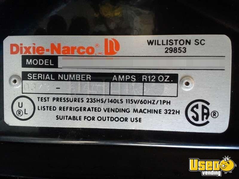 ap7600 vending machine