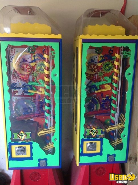 Wowie Zowie Interactive Bulk Gumball | Vending machines ...