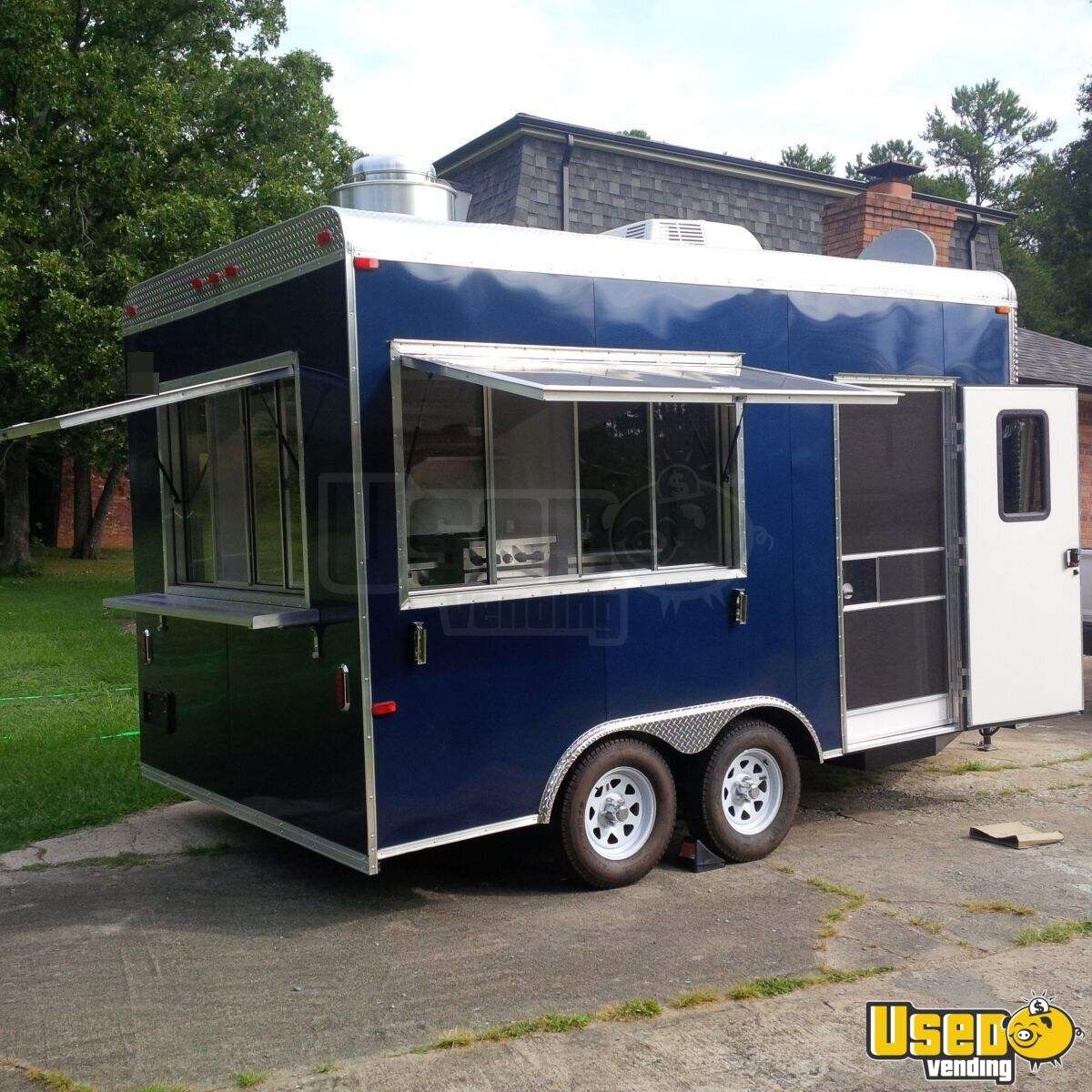 Food Trucks And Concession Trailers For Sale