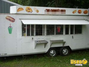 deep kitchen cabinets 20 food concession trailer mobile kitchen for 14602