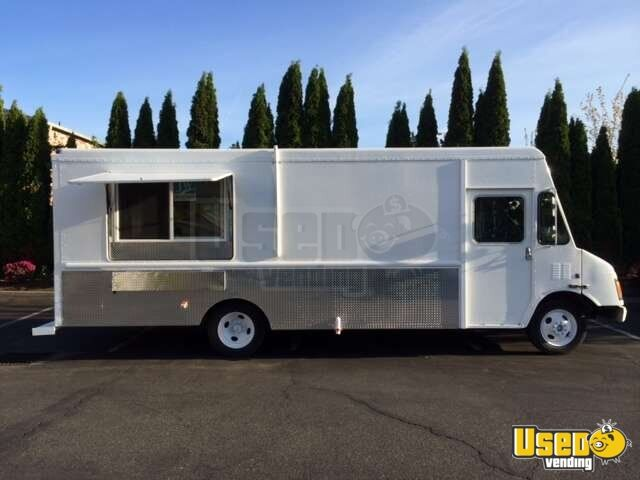 For Sale Used Workhorse Food Truck In California