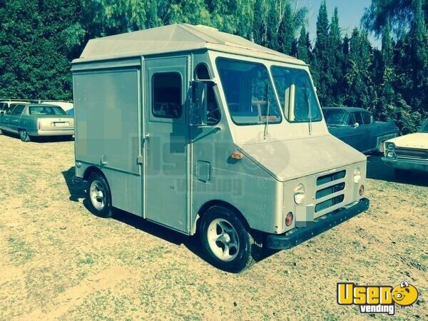 Food Truck | Mobile Kitchen for Sale in California