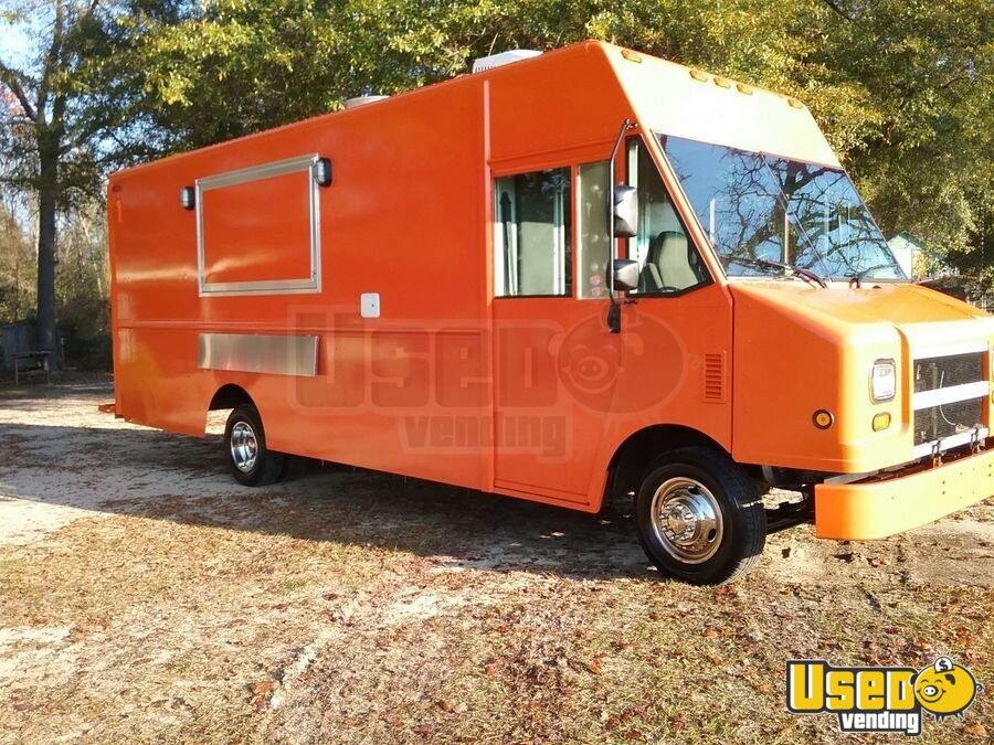 chevy workhorse food truck mobile kitchen for sale in south carolina. Black Bedroom Furniture Sets. Home Design Ideas