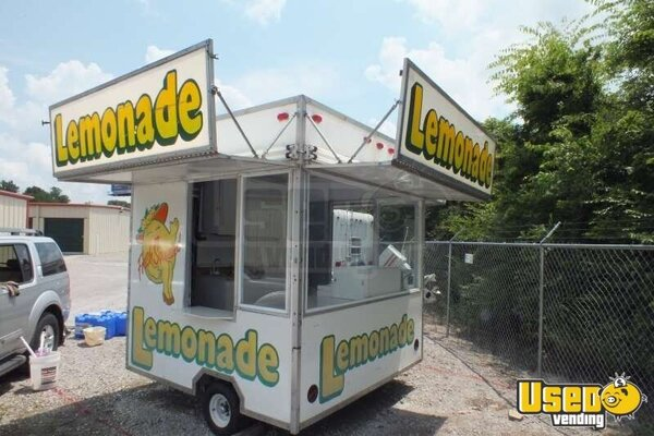 built in cabinets 8 x 8 lemonade concession trailer small carnival trailer 12663