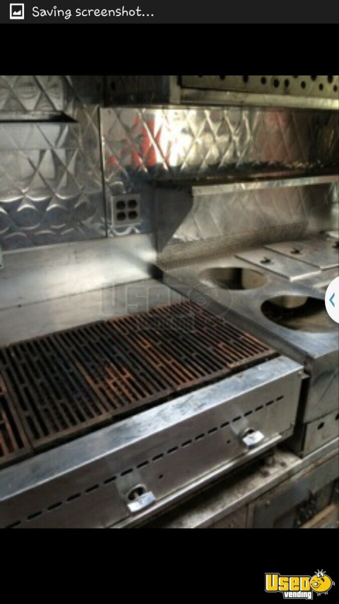 Chevy Mobile Kitchen Bbq Truck Kitchen Truck For Sale In