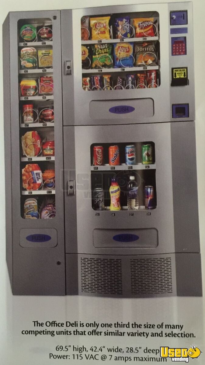 vending machine colorado