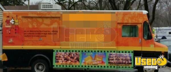 chevy food truck mobile kitchen for sale in minnesota. Black Bedroom Furniture Sets. Home Design Ideas